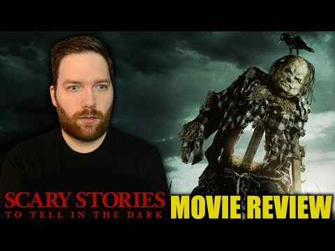 Scary Stories to Tell in the Dark - Chris Stuckmann Movie review