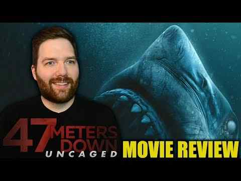 47 Meters Down: Uncaged - Chris Stuckmann Movie review