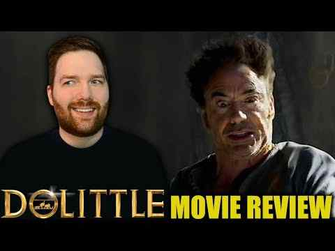 Dolittle - Chris Stuckmann Movie review