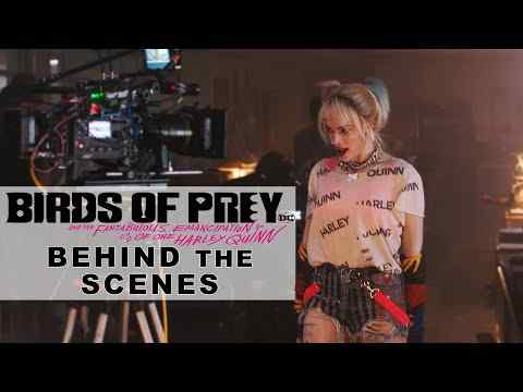 Birds of Prey - Behind the Scenes