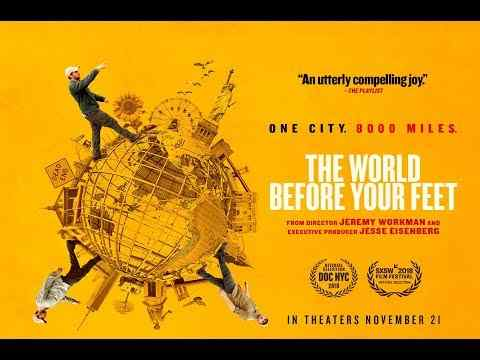 The World Before Your Feet - trailer