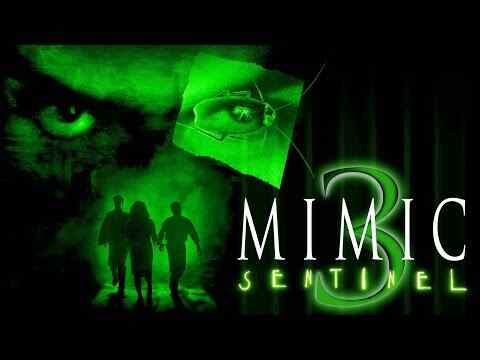 Mimic: Sentinel - trailer