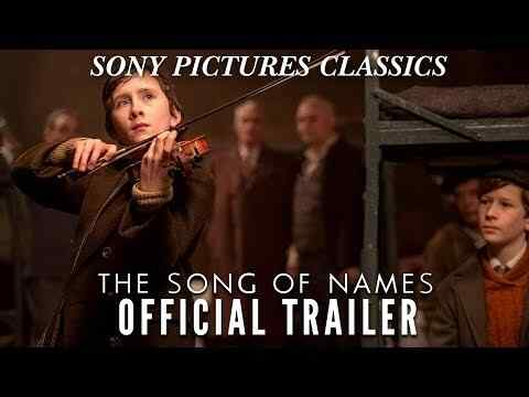 The Song of Names - trailer