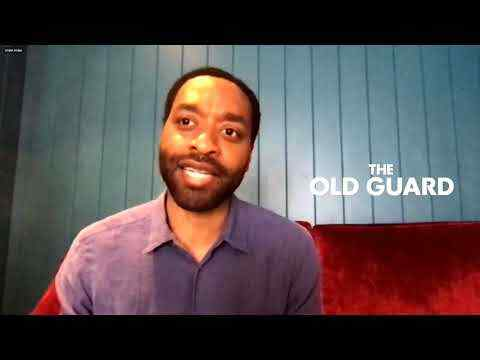 The Old Guard - Chiwetel Ejiofor