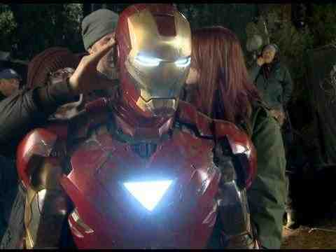 The Avengers - Behind the Scenes & Trailer