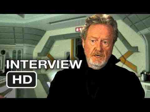 Prometheus - Ridley Scott Interview