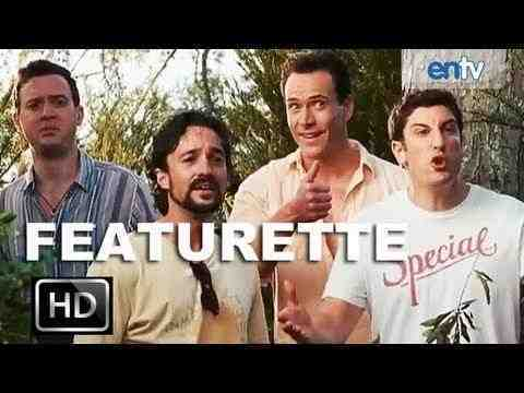 American Pie: Reunion - Jason Biggs, Sean William Scott, Chris Klein Behind The Scenes