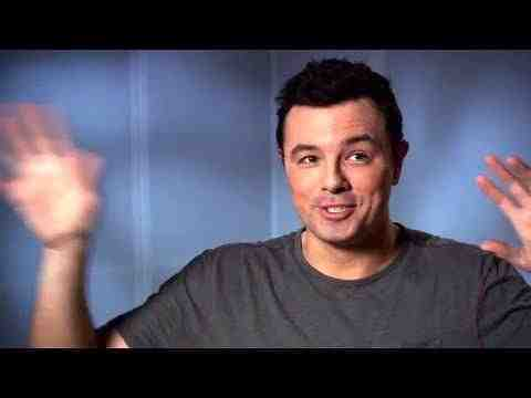 Ted - Seth MacFarlane Interview