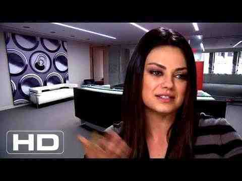 Ted - Mila Kunis Interview