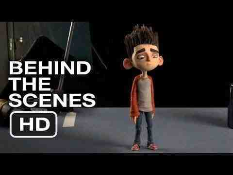 Paranorman - Behind The Scenes - Making Norman