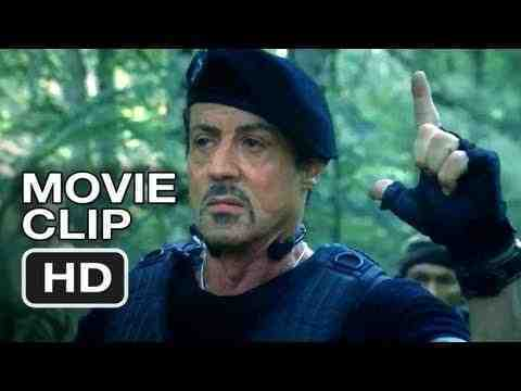 Expendables 2 - Movie CLIP - Sniper