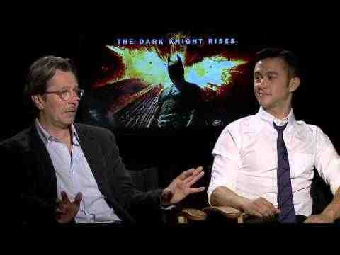 The Dark Knight Rises - Gary Oldman and Joseph Gordon-Levitt - Interview