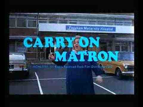 Carry on Matron - trailer