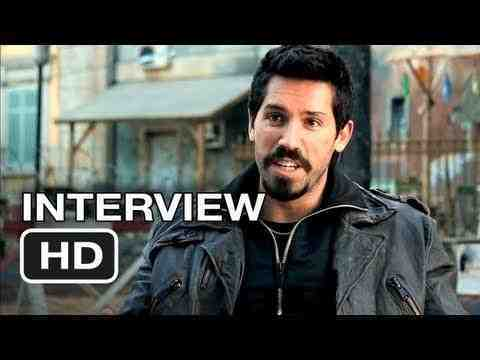Expendables 2 - Scott Adkins - Interview