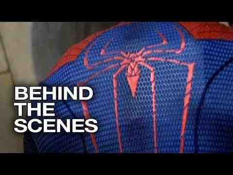 The Amazing Spider-Man - Behind the Scenes - Suit