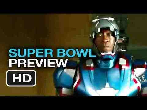 Iron Man 3 - Official Super Bowl Spot
