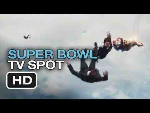 Iron Man 3 -  Super Bowl Spot