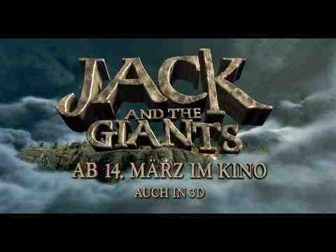 Jack and The Giants - offizieller Trailer #2