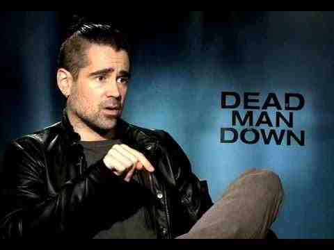 Dead Man Down - Colin Farrell Interview