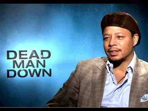Dead Man Down - Terrence Howard Interview