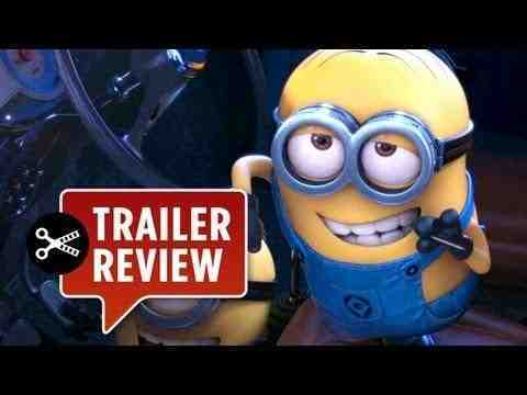 Despicable Me 2 - Instant Trailer Review