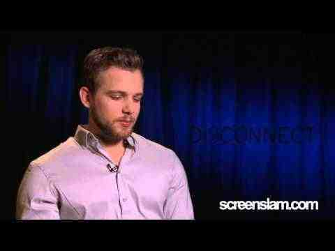 Disconnect - Max Thieriot Interview