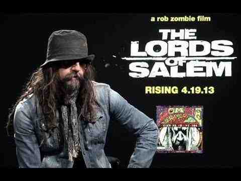 The Lords of Salem - Rob Zombie Interview part 1