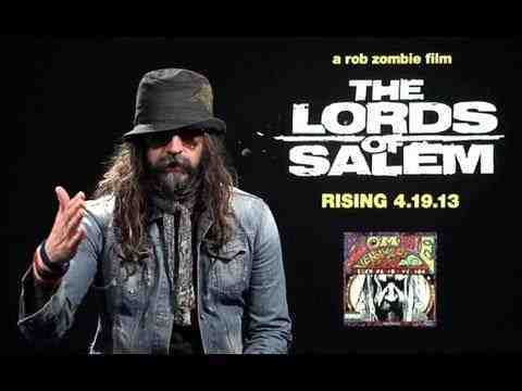 The Lords of Salem - Rob Zombie Interview part 2