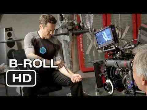 Iron Man 3 - Official B-Roll 1