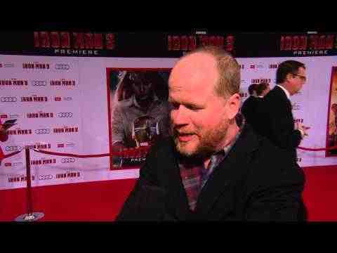 Iron Man 3 - Joss Whedon Interview