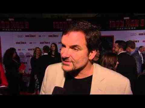 Iron Man 3 - Shane Black Interview