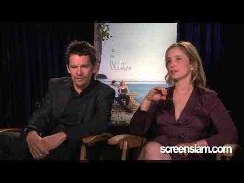 Before Midnight - Ethan Hawk & Julie Delpy Interview