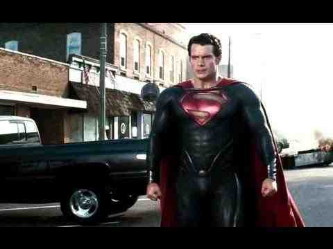Man of Steel - Behind The Scenes Featurette