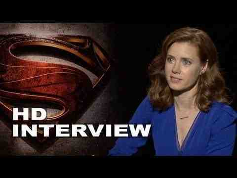 Man of Steel - Amy Adams Interview