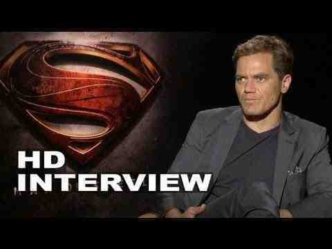 Man of Steel - Michael Shannon Interview