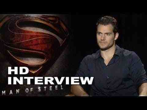 Man of Steel - Henry Cavill Interview