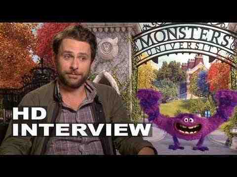 Monsters University - Charlie Day Interview