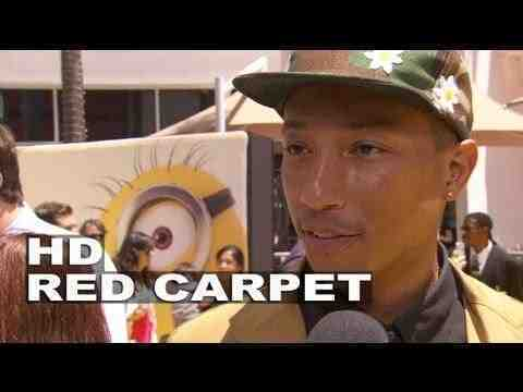 Despicable Me 2 - Pharrell Williams Interview