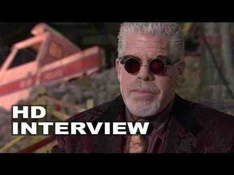 Pacific Rim - Ron Perlman Interview