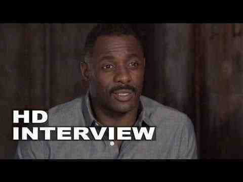 Pacific Rim - Idris Elba Interview