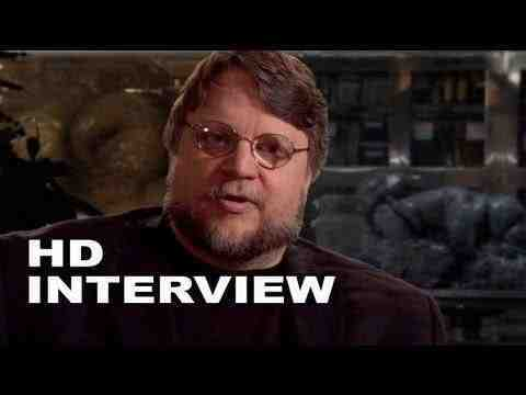 Pacific Rim - Guillermo del Toro (Director / Screenwriter / Producer) Interview