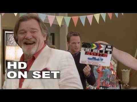 The Smurfs 2 - Behind-the-Scenes Part 1