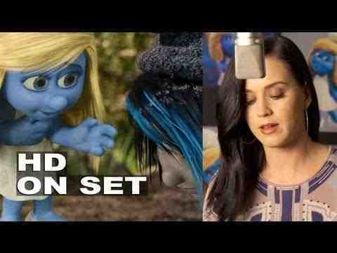 The Smurfs 2 - Voice Recording Sessions / Split Screen