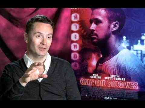 Only God Forgives - Nicolas Winding Refn Interview