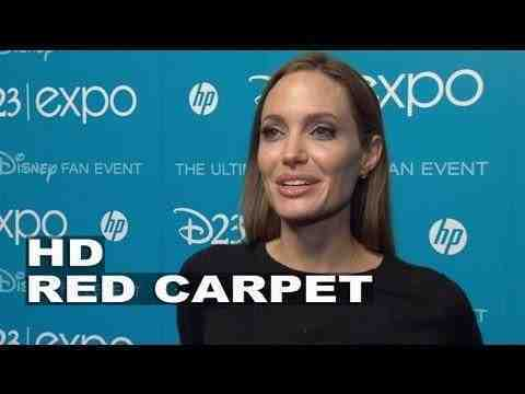 Maleficent - Angelina Jolie Interview