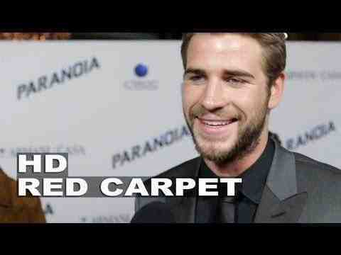 Paranoia - Liam Hemsworth Interview