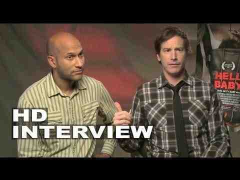Hell Baby - Keegan Michael Key and Rob Huebel Interview