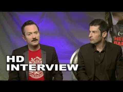 Hell Baby - Thomas Lennon and Robert Ben Garant Interview