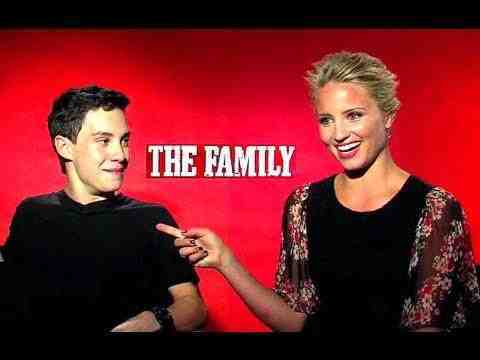 The Family - Dianna Agron & John D'Leo Interview