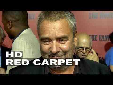 The Family - Luc Besson (Director) Interview